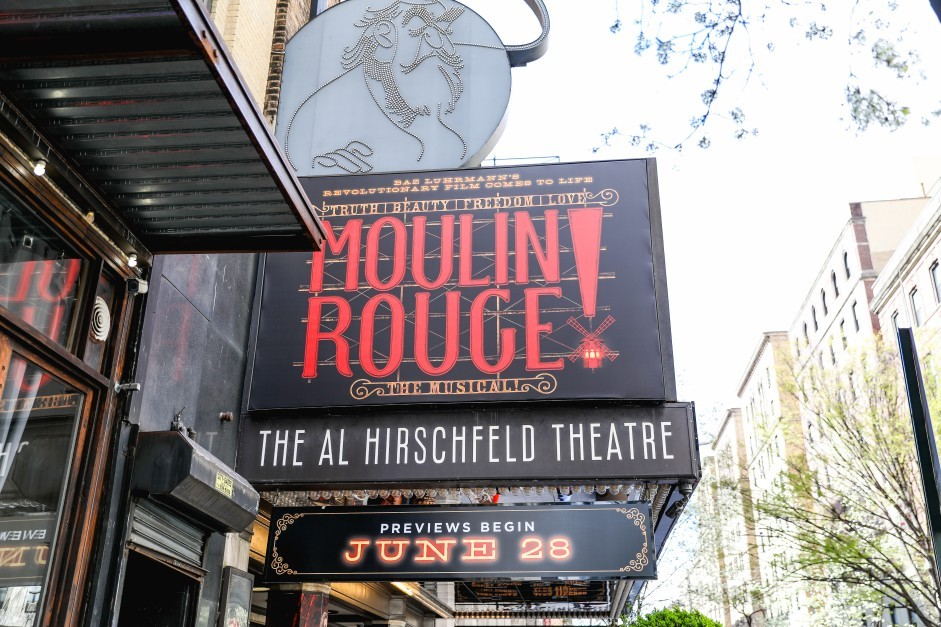 Ultra Cool! #moulinrouge